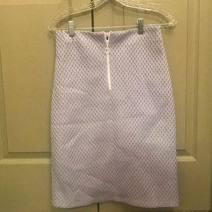 Topshop Liclac midi skirt